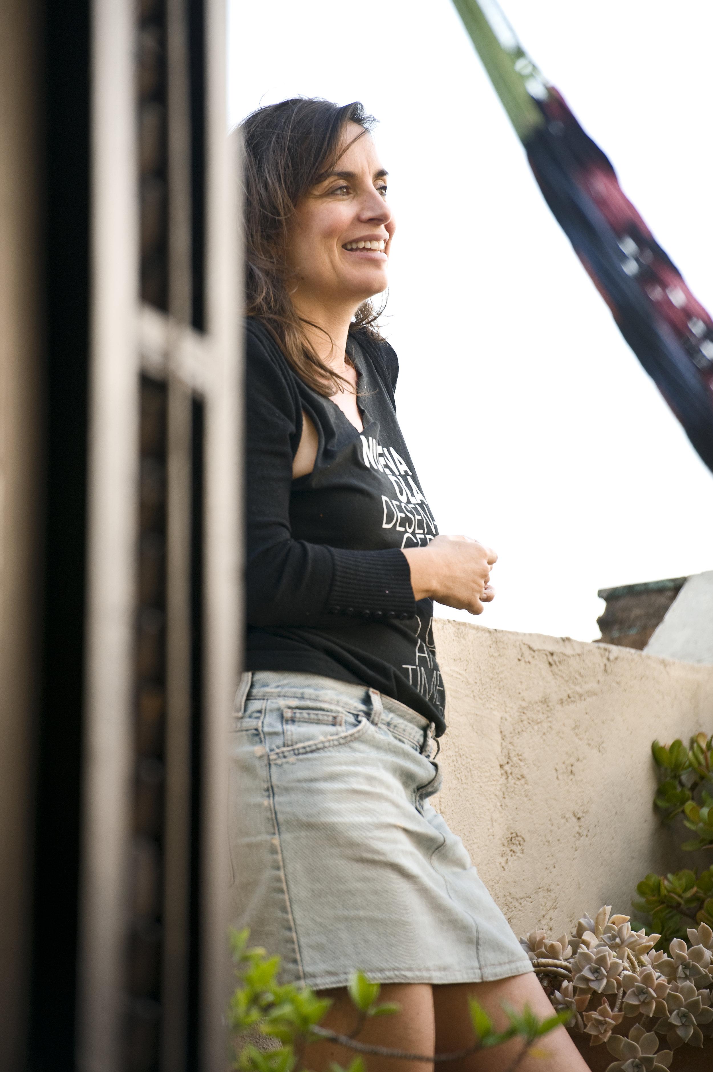 Mireia Sallarès, foto di Roberto Ruiz