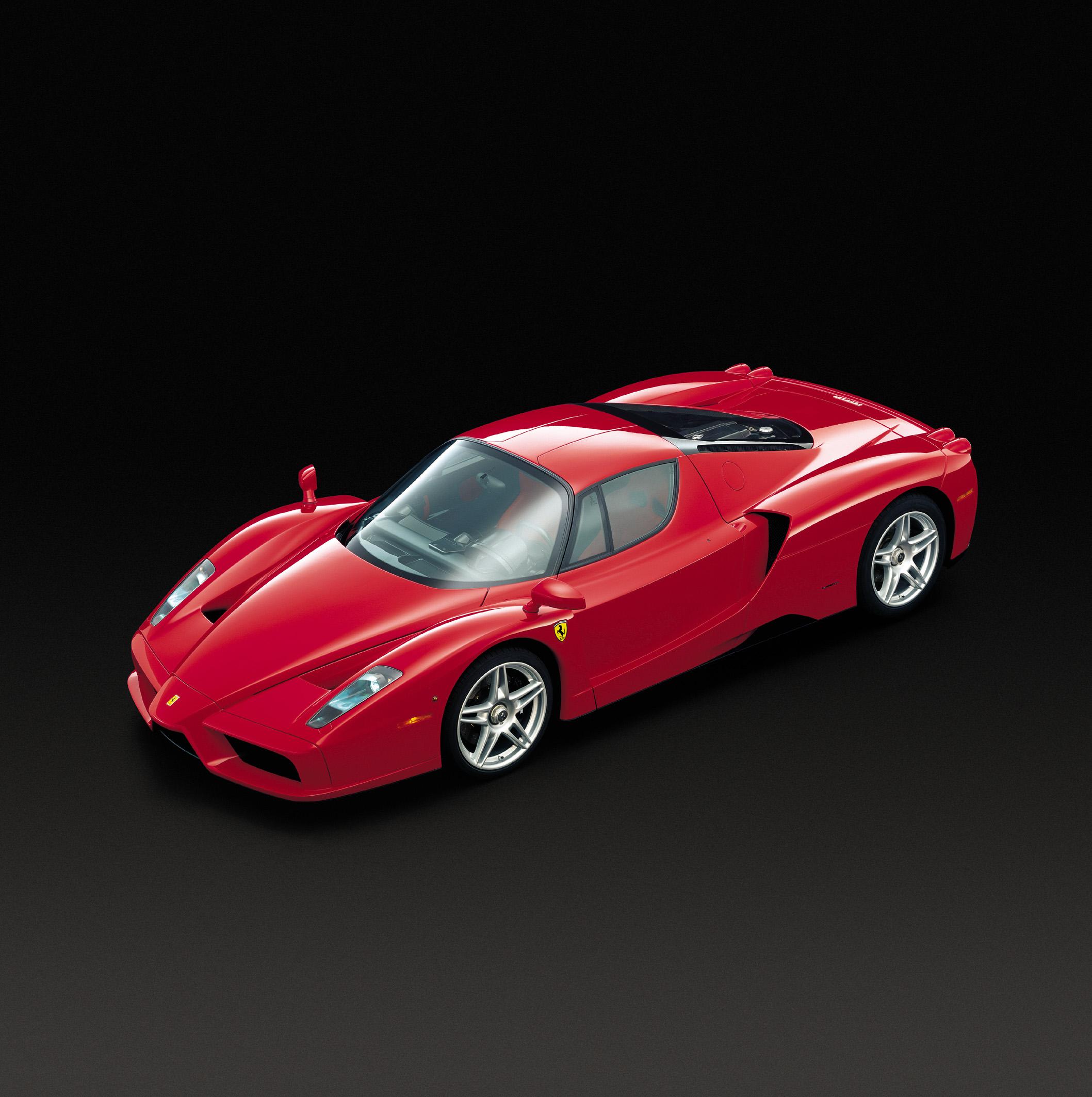 La Ferrari Enzo 2002