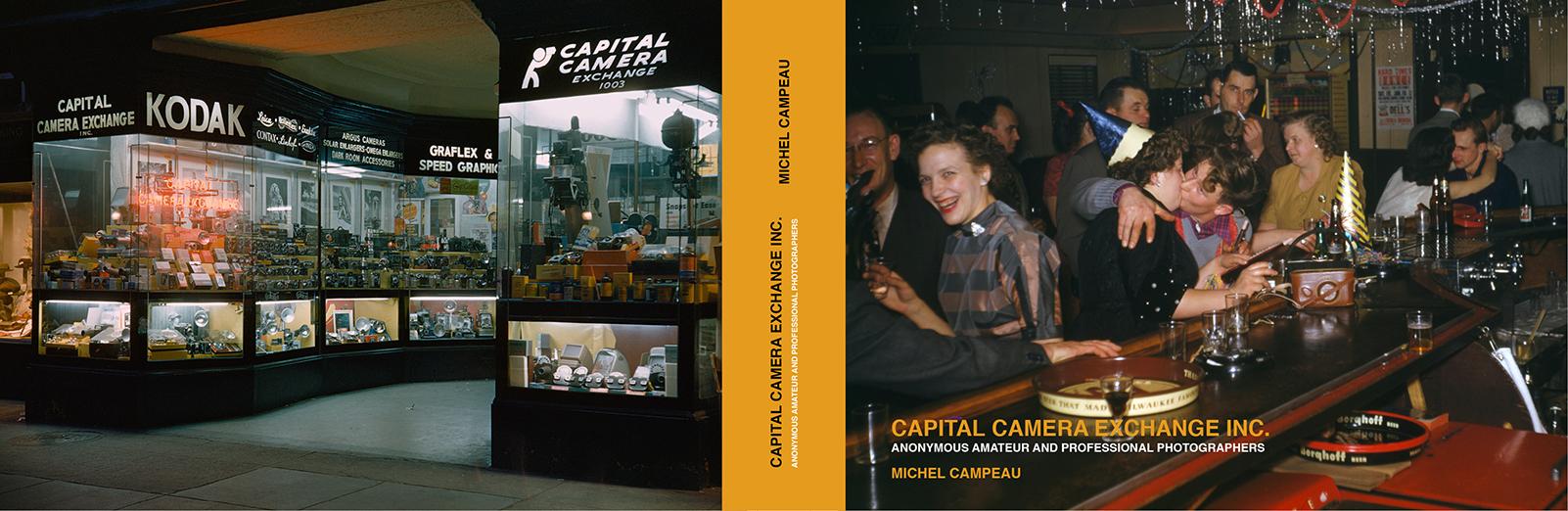 Capital Camera Exchange Inc. (2015-2018) — Anonymous Amateurs and Professionals Photographer   Imprimé numérique proposé au Luma Rencontres Dummy Book Award Arles 2018