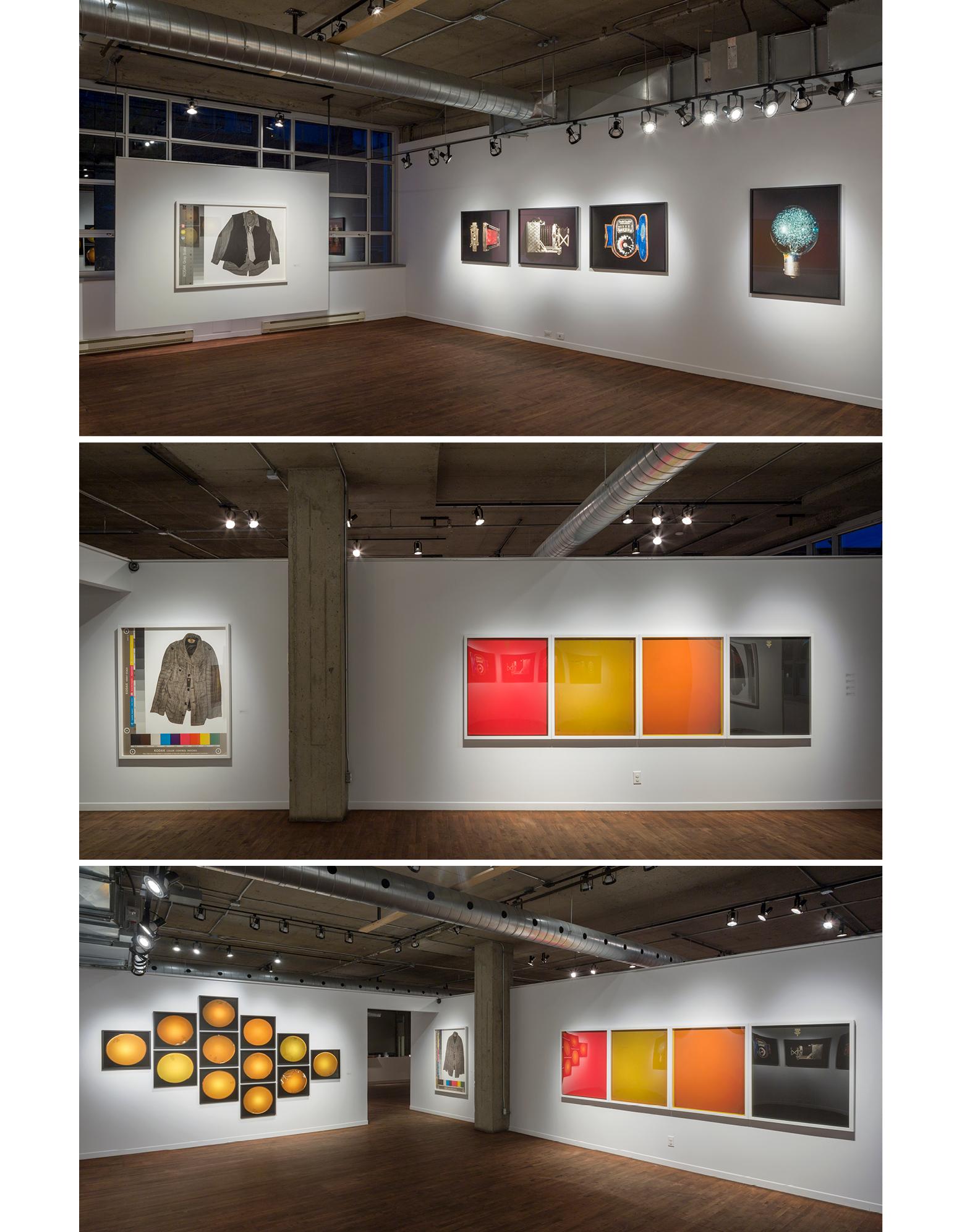 Michel Campeau. Travaux récents  Galerie Simon Blais, Montréal, Québec, du 11 sept. au 12 oct. 2013 Photographies © Guy L'Heureux