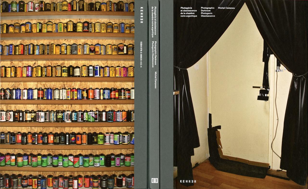 Photogénie et obsolescence de la chambre noire , 2007-2010 Textes d'Olivier Asselin, de Michel Campeau et de Serge Tisseron Kehrer Verlag, Heidelberg, Allemagne, sept. 2013