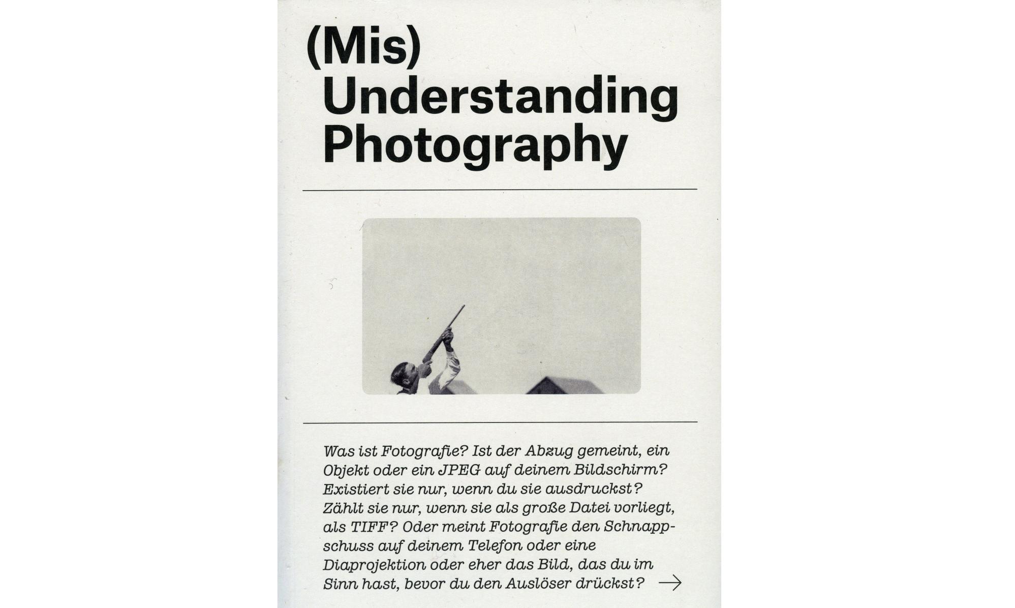 (Mis)Understanding Photography. Works and Manifestos,  Musée Folkwang, Essen, Allemagne, du 14 juin au 17 août 2014 [En collaboration avec le Fotomuseum Winterthur, Suisse] Commissaire : Florian Ebner, Conservateur de la photographie, Musée Folkwang