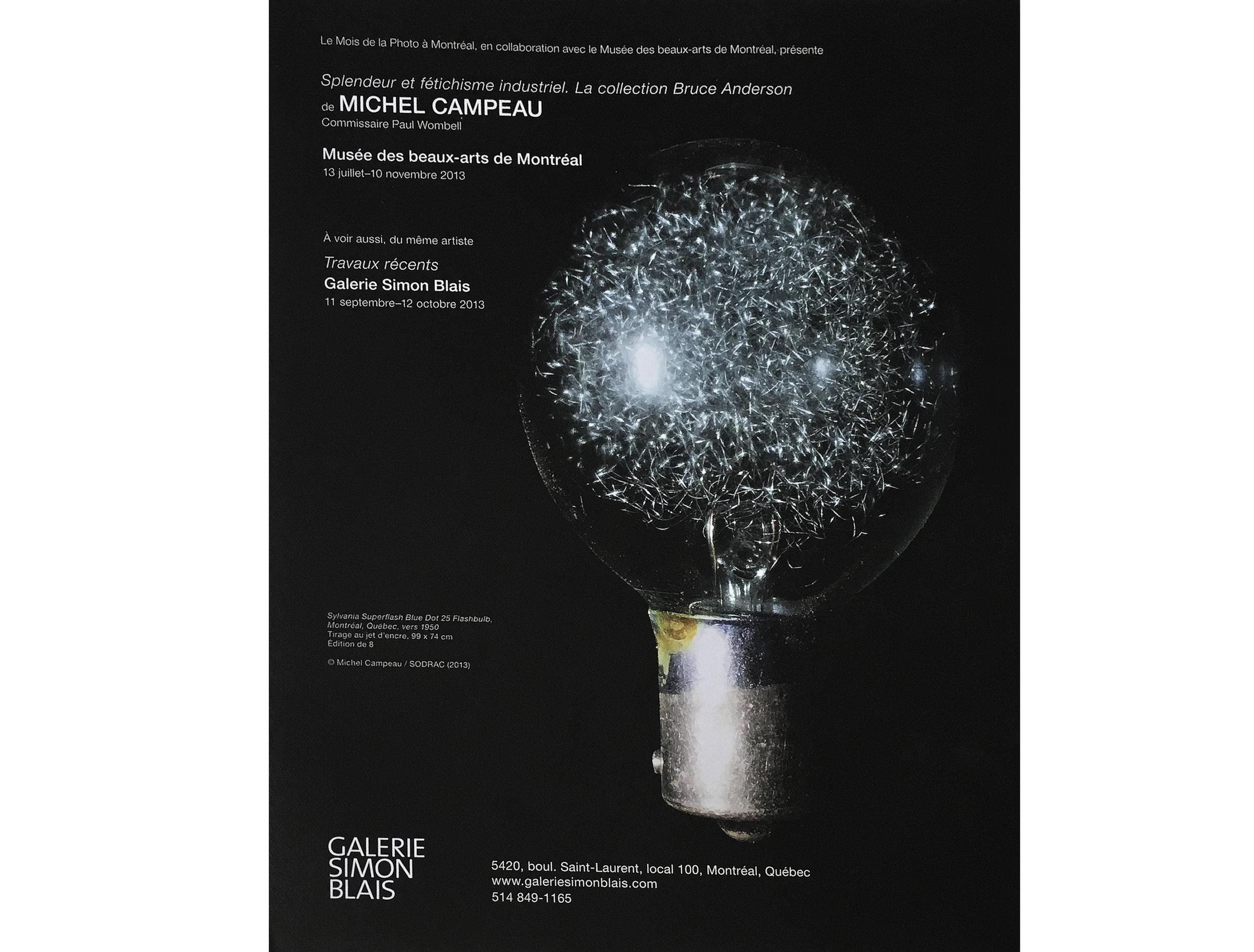 Publicité, Magazine Nouveau Projet, n° 4, Automne-hiver 2013