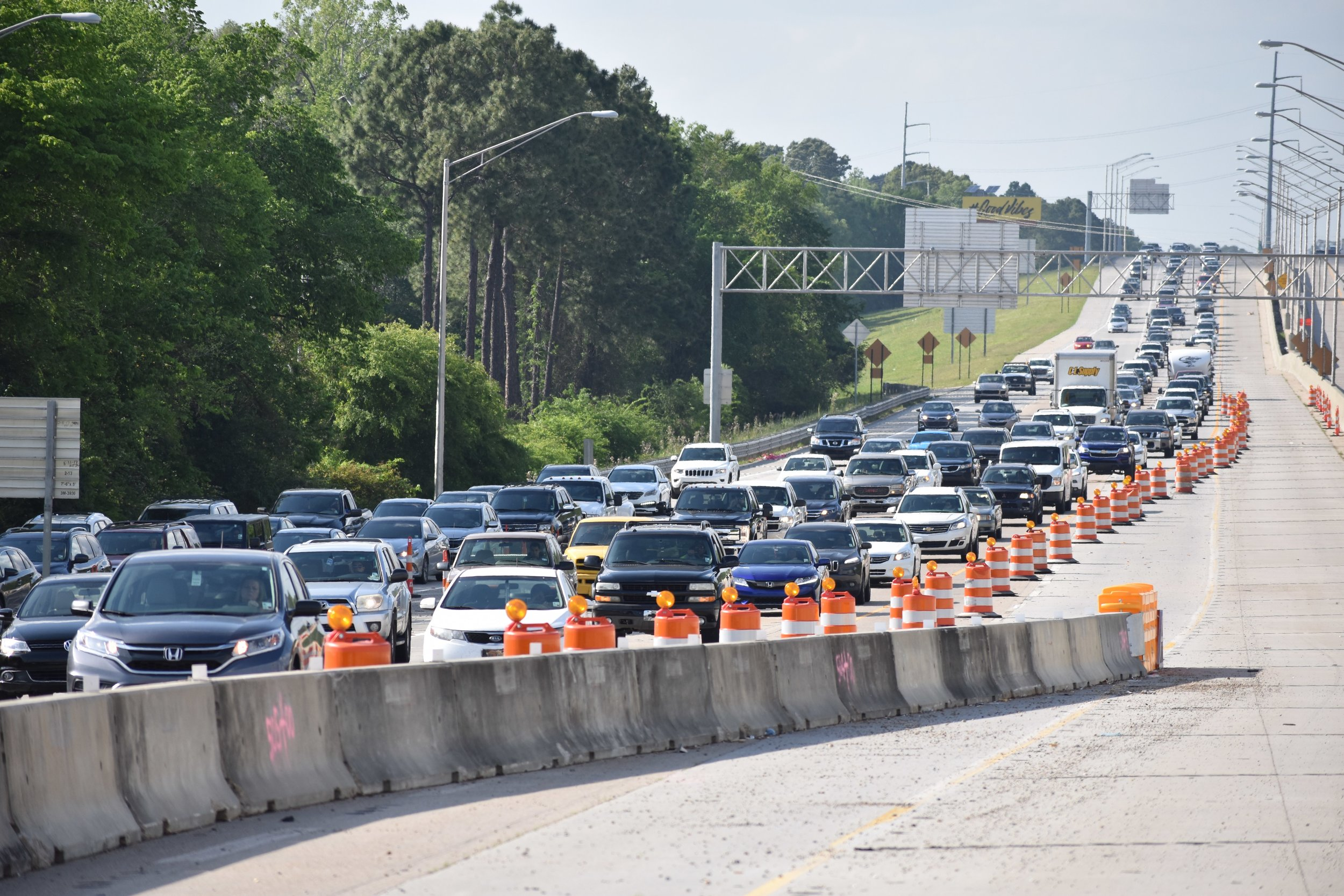 I-10 East Traffic