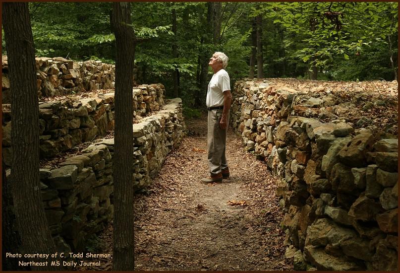Tom Hendrix' Wall