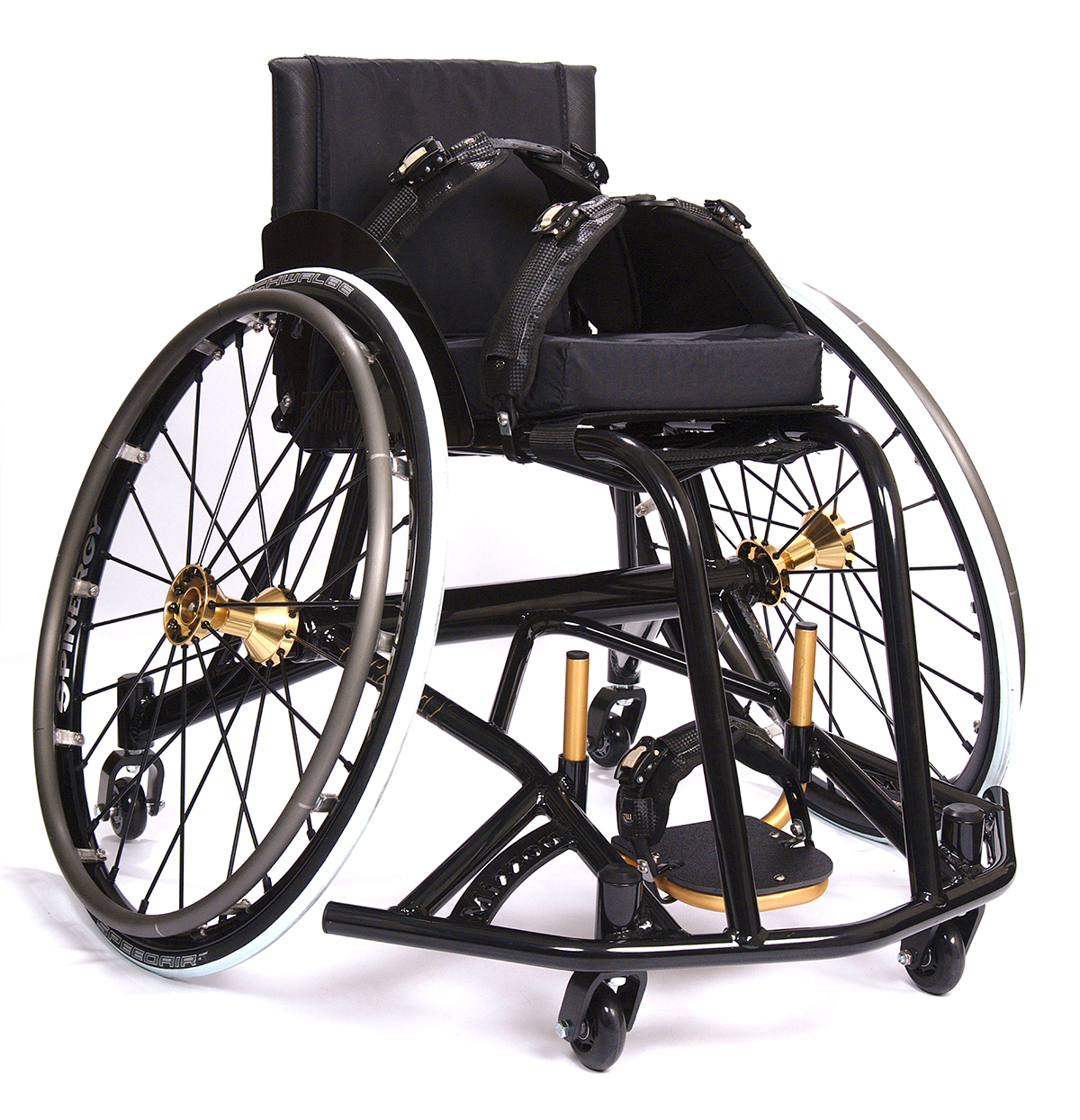 7005-Aluminum sport wheelchair manufactured by Per4Max