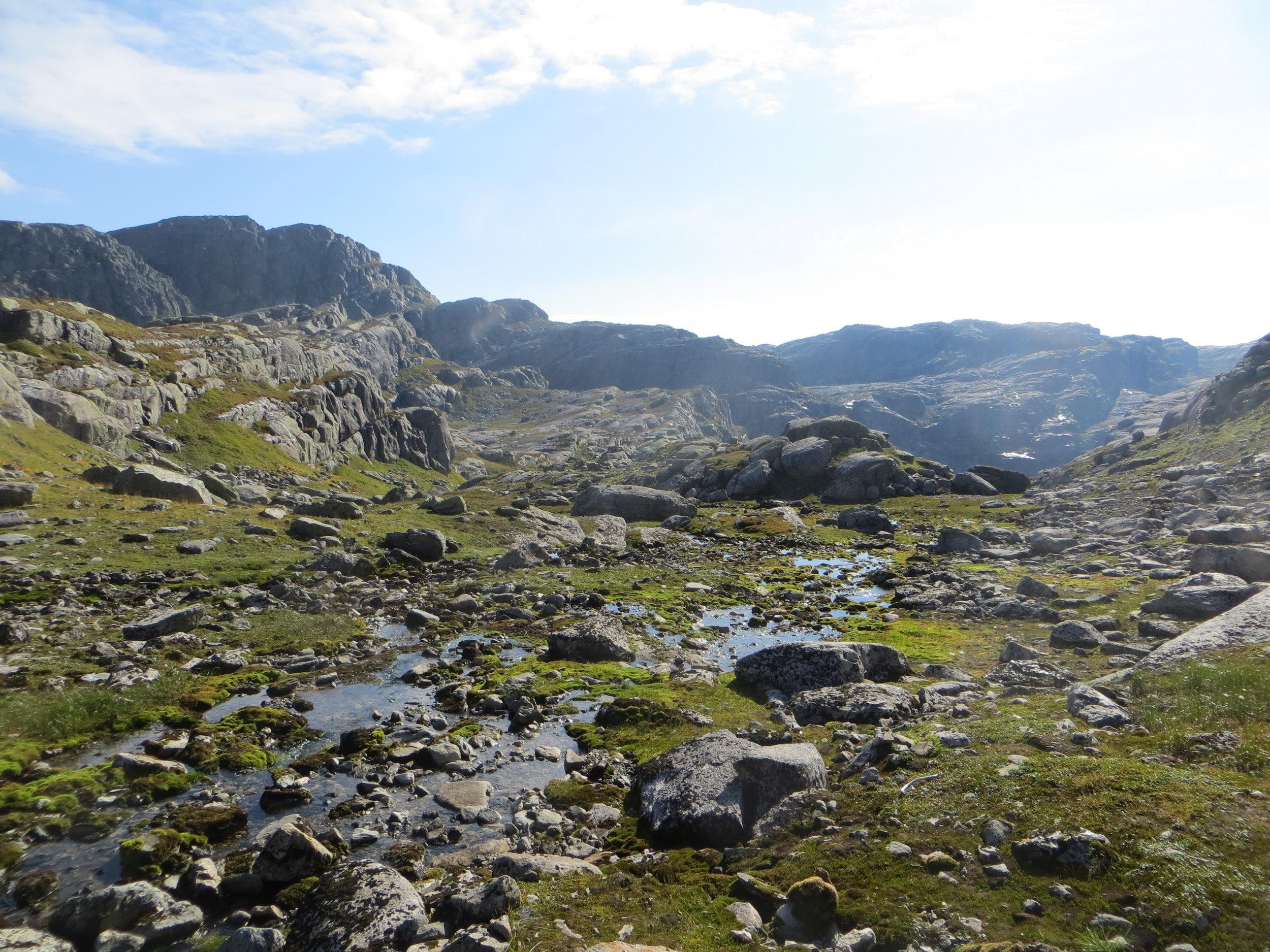 Velkomen til det einaste ultramaratonet i Hardanger!