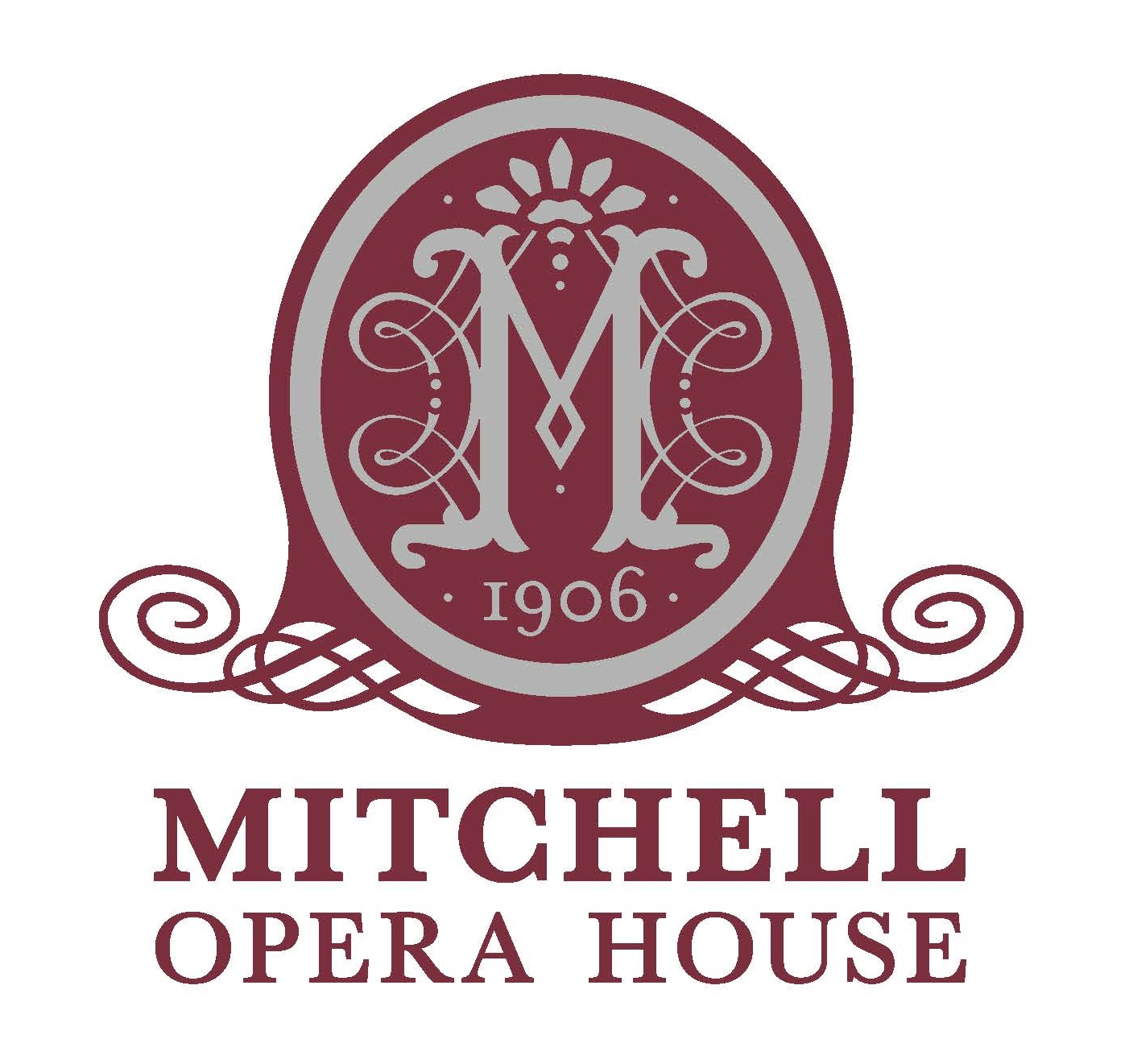 LOGO - Mitchell Opera House Logo PMS421 PMS195.jpg