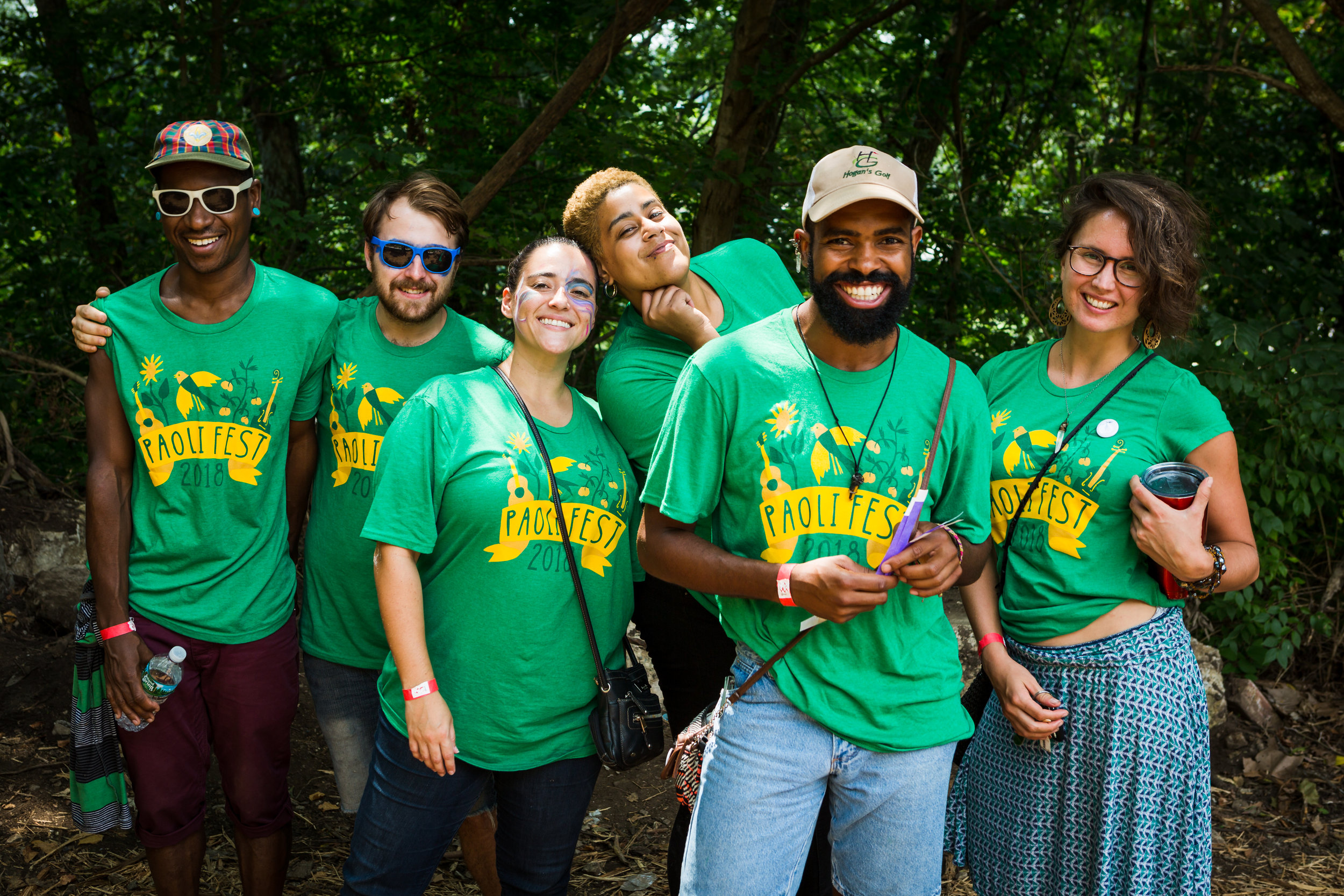 Want to VOLUNTEER at PaoliFest? - Please contact kara@paolifest.com