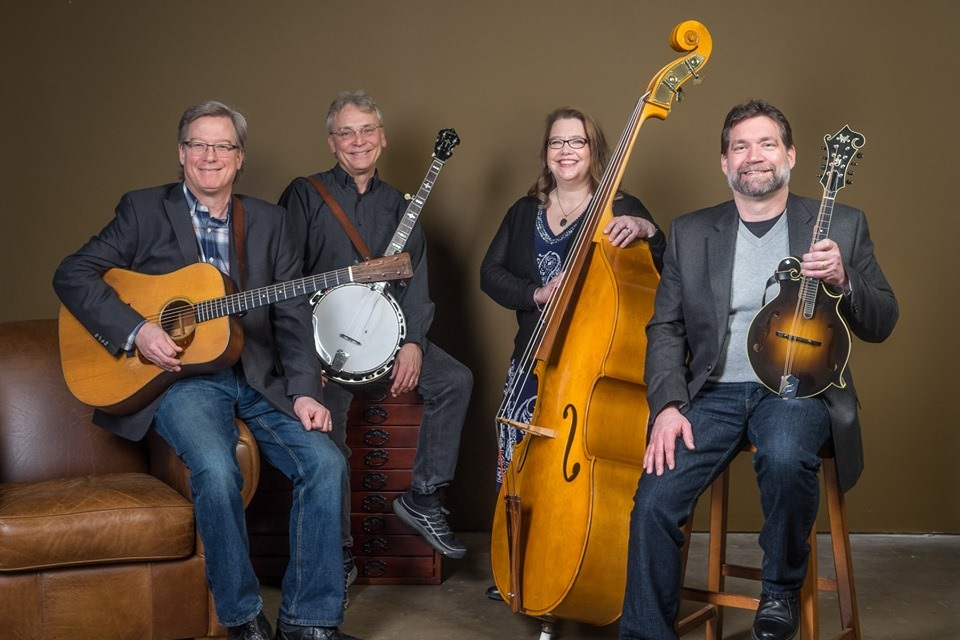 NEW AUGUSTA BLUEGRASS -