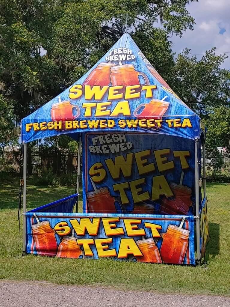 Krazy K's Sweet Tea -