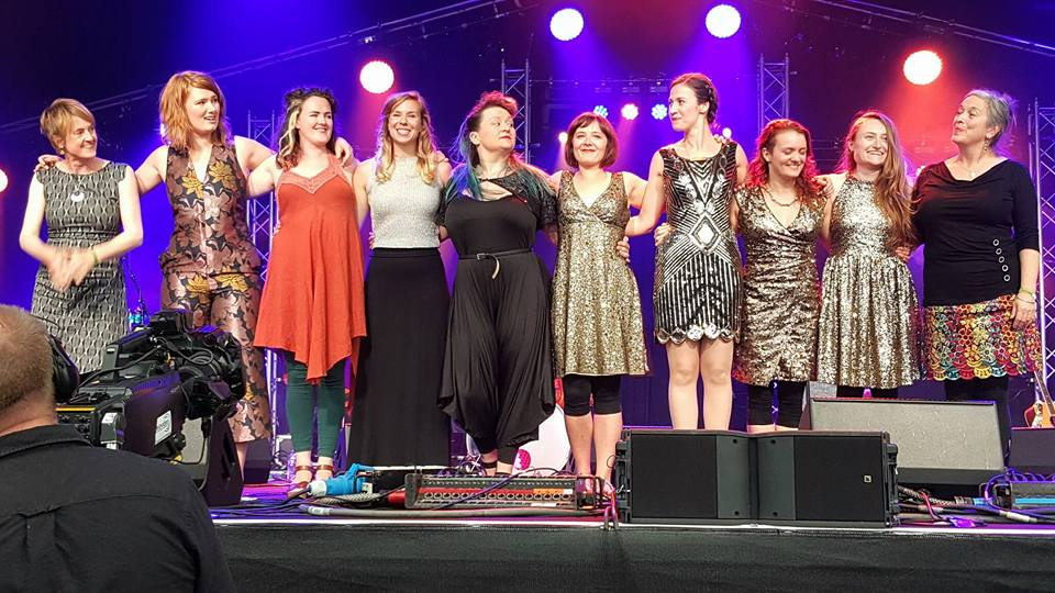 Songs of Separation, Cambridge Folk Festival (2016)