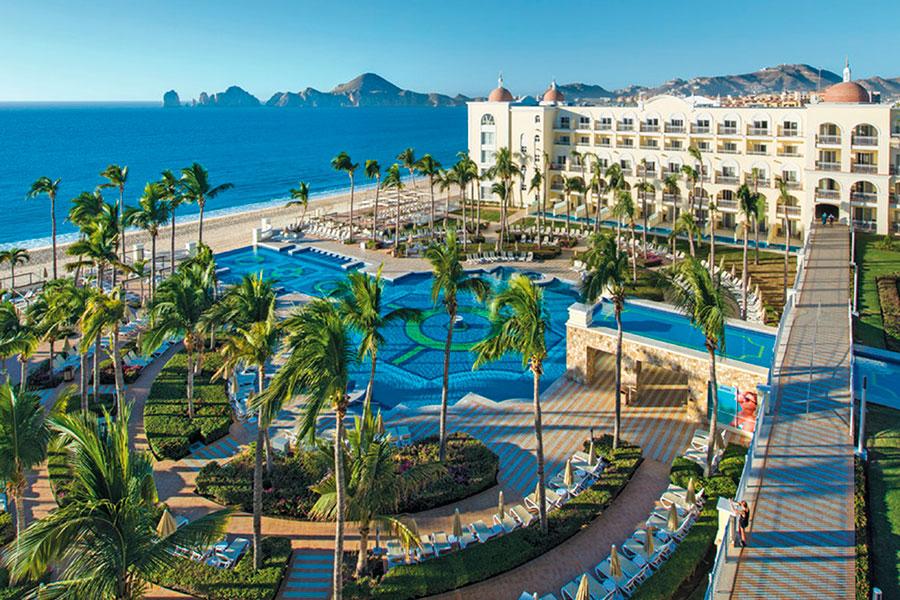 The Hotel RIU Palace Cabo San Lucas