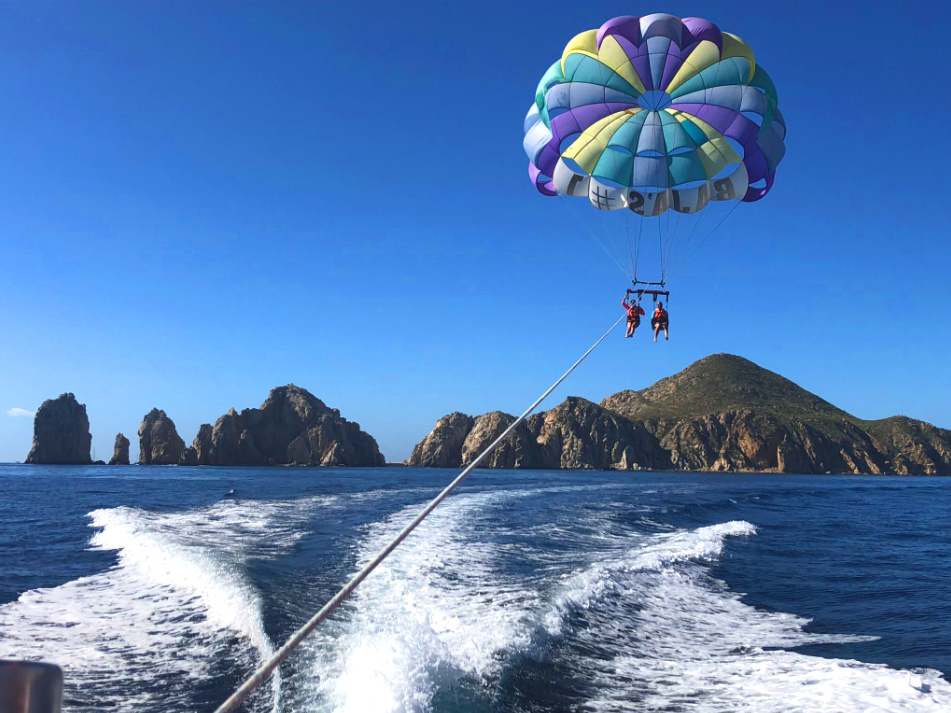 EXCURSIONS - Want to experience an adventure? Cabo has so much to offer! Golf, Marlin Fishing, Snorkeling, Scuba Diving, Surfing, Sailing, Parasailing, Flyboarding, ATVing, Zip-Lining, Mountain Biking, Hiking and Shopping - just to name a few.