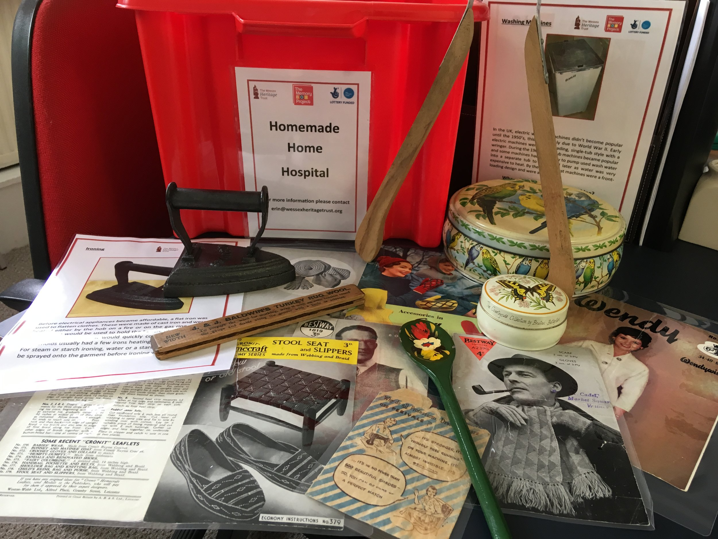 'Homemade Home'  is one of the new Memory Box themes for 2019