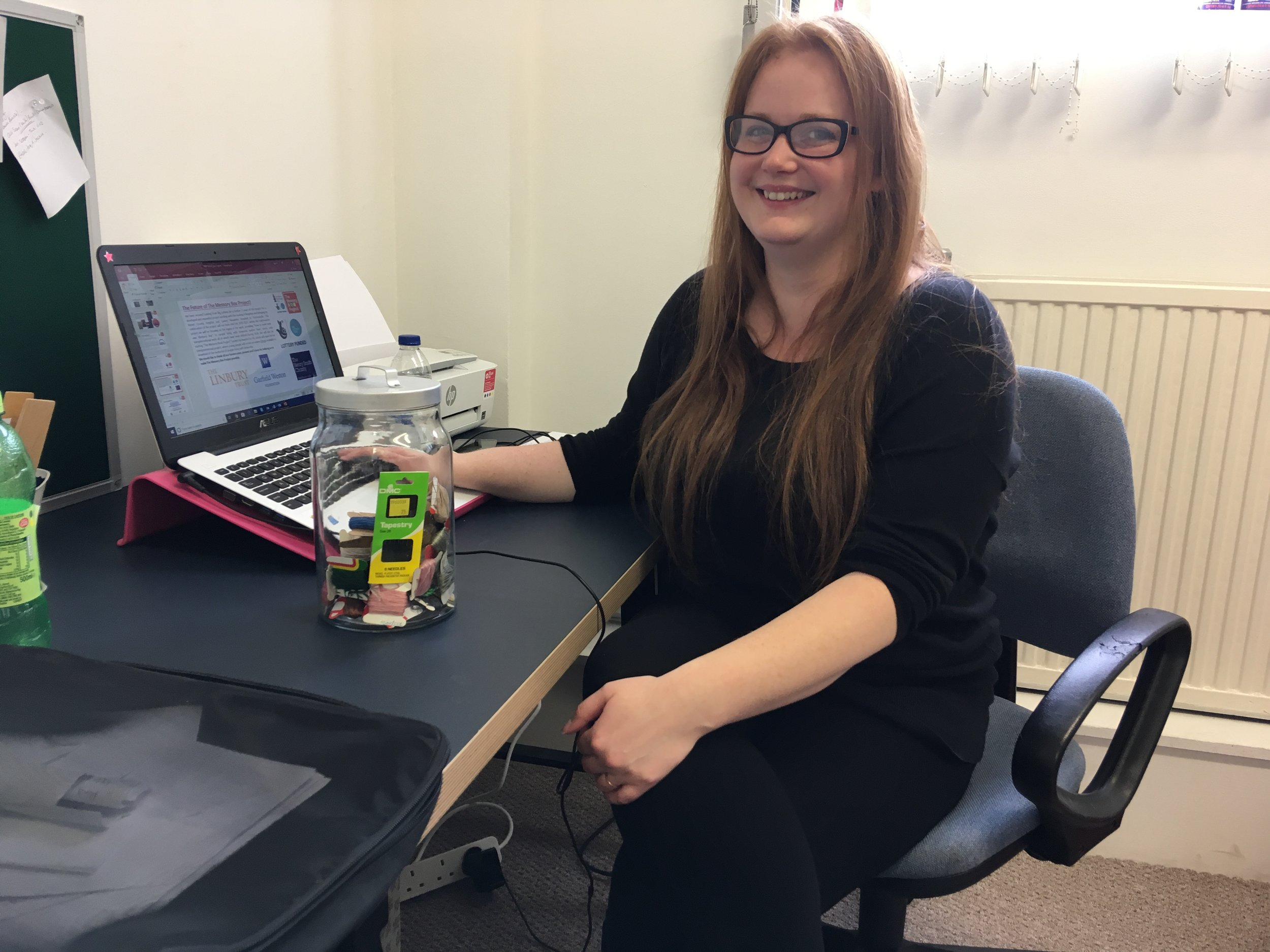 Heather Parkinson  is based in our Southampton Office and is Education and Research Officer for the Trust