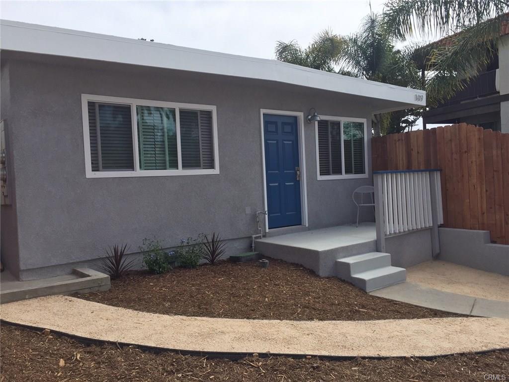 149 Avenida Algodon, San Clemente   $1,295,000  4 Units | $333,750/unit | $83,400 GSI | 1951 SqFt | Built in 1974 | $663.76/sqft