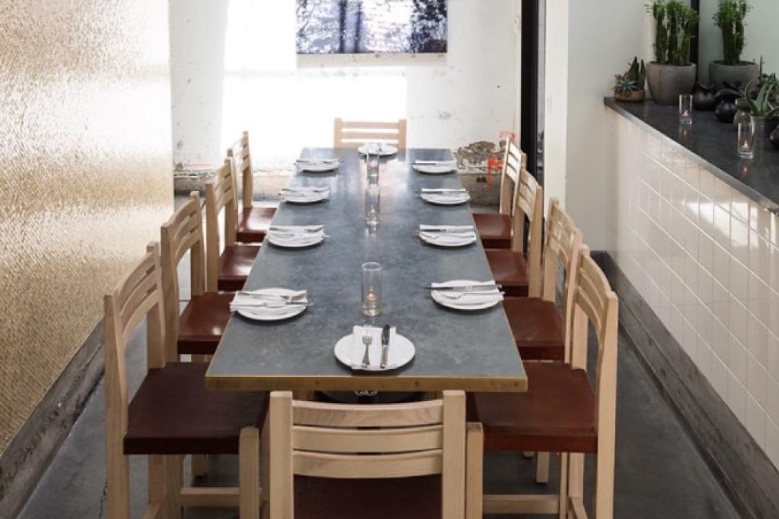 Cala - 'The Private Dining Room'12 Seated, 25 Standingevents@calarestaurant.comcalarestaurant.com