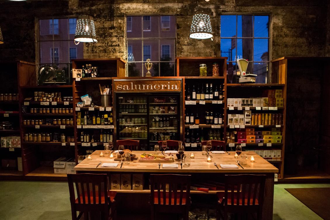 Central kitchen - 'The Butcher Block'14 Seated, 25 Standingevents@netimeas.comcentralkitchensf.com