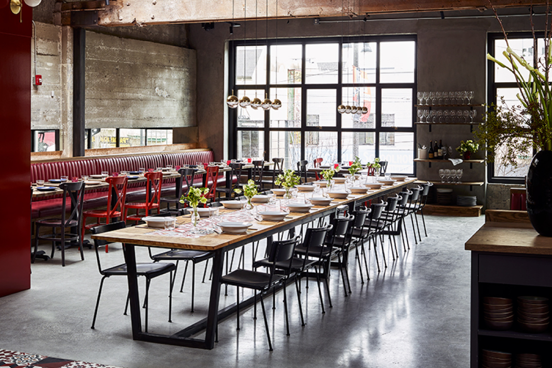 CHE FICO - 'Communal Table'Up to 24 Seatedevents@chefico.comchefico.com