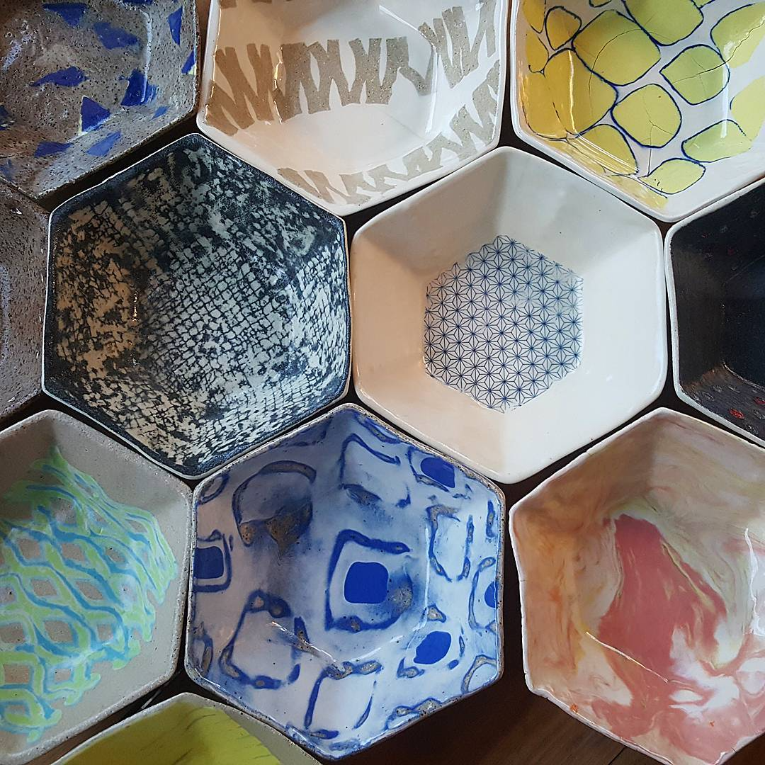 Small Bowls - From $45.00