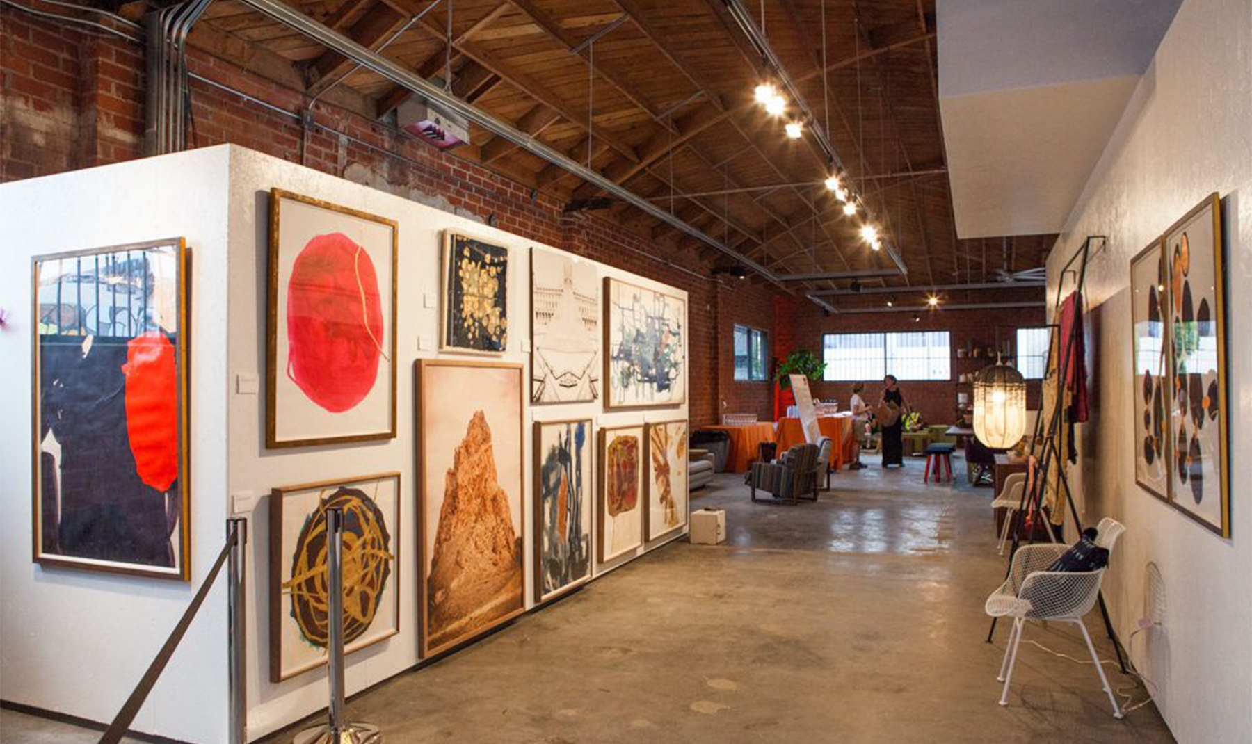 First Look Inside the A+D Architecture and Design Museum's New Space in the Arts District  Curbed - June 2015