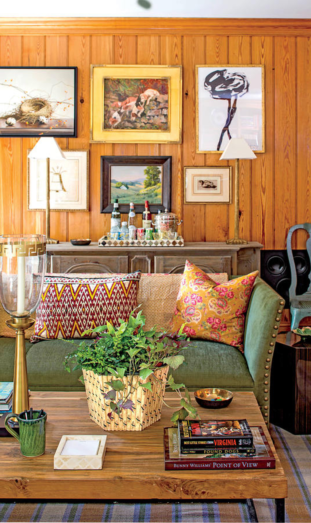 2015 Charlottesville Idea House Tour  Southern Living - 2015