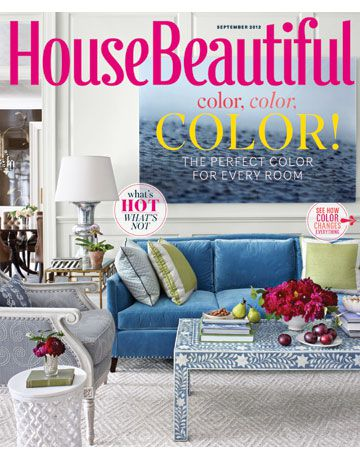House Beautiful - September 2012