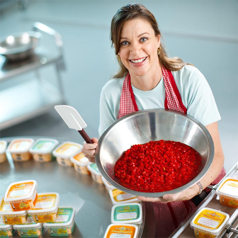 Cheryl Barnett   Owner / Founder of MyThreeSons Gourmet