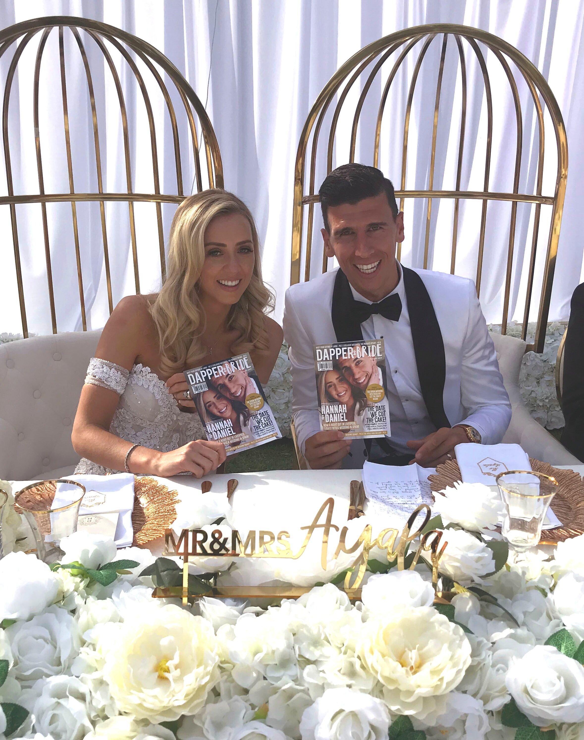 Hannah and Daniel Dapper & Bride Personalised Wedding Magazine shot.jpg