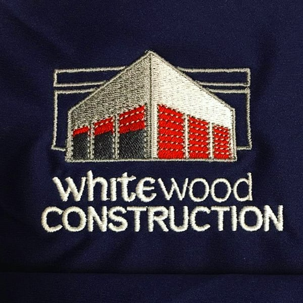 Say hello to the new logo for WWC #logo #construction #selfstorage #logos #build #newlook #red #grey #silver #whitewood #construction #graphic #navy #shed #storage #steel