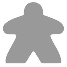 Silver Meeple (ORI2018-R01)