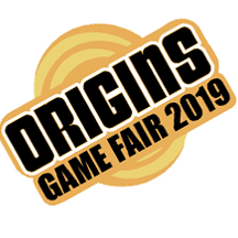Pin Bazaar Origins 2019-02  Available in: Origins 2019 Starter Set Available at: Origins Merch Booth