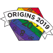 Pin Bazaar Origins 2019-Pride  Available at:  Details on how to get an Origins pride pin of your very own coming soon!