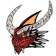 Dragon Mascot