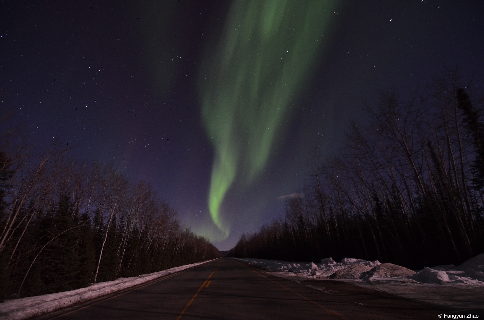 Aurora at Alaska
