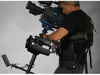 Example: Professional camera with bulk stabilizer