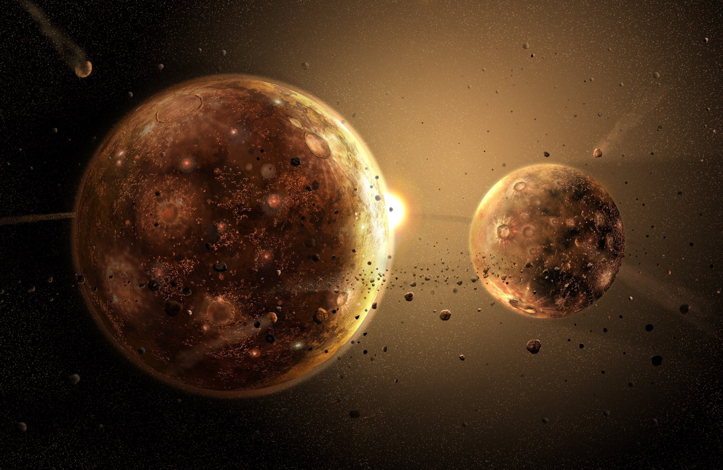 Early Earth and Deep Time