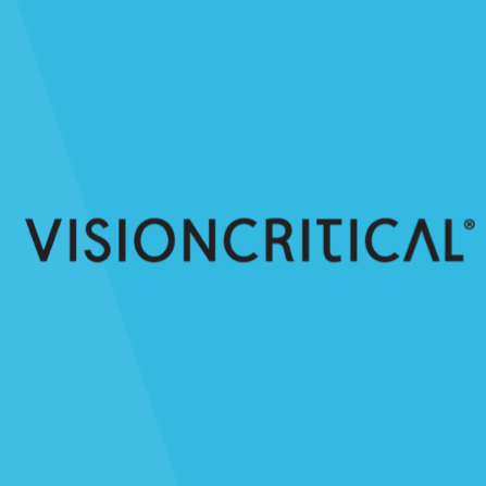 Vision Critical     provides a cloud-based customer intelligence platform that allows companies to build engaged, secure communities of customers they can use continuously, across the enterprise, for ongoing, real-time feedback and insight.