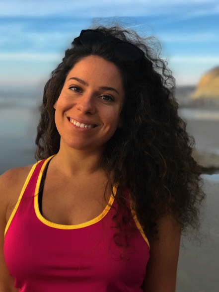 Deanna McCraw, Owner and Instructor of Serene Hearts Yoga
