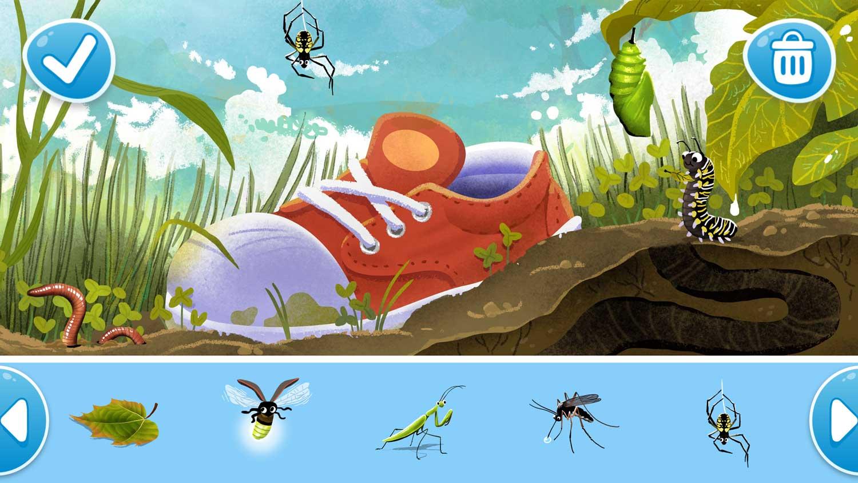 Bugs, illustrated by Dan Hood