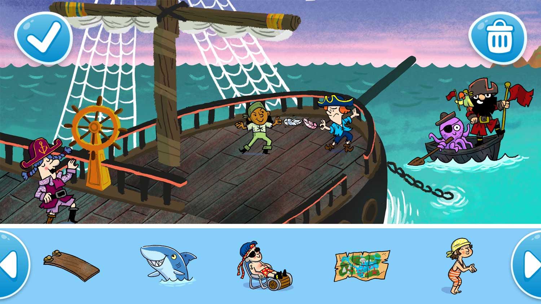 Pirates, illustrated by Dan Hood