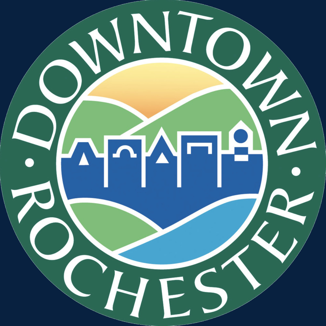 Downtown Rochester -