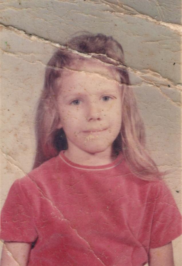 My sister Abby