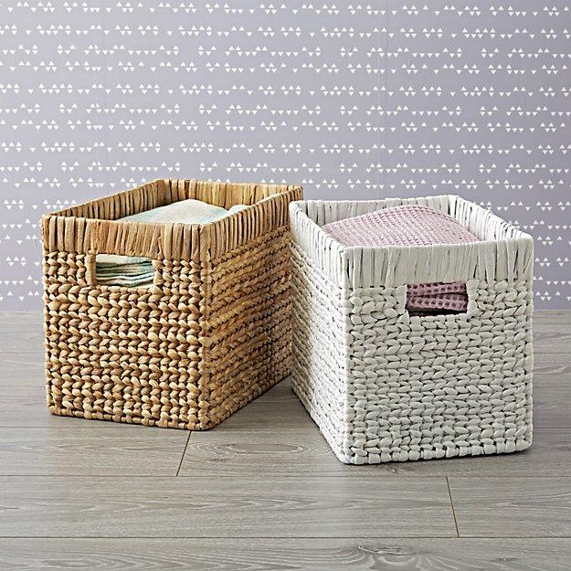 Wicker Midway Baskets