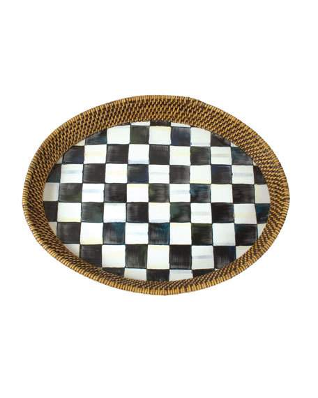 MacKenzie-Childs Courtly Tray