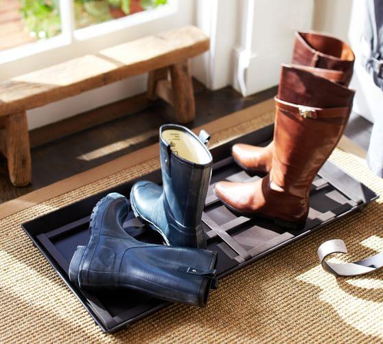 blacksmith boot tray