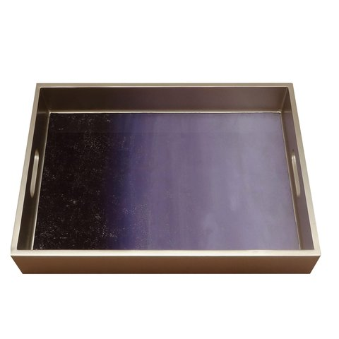 purple hombre tray