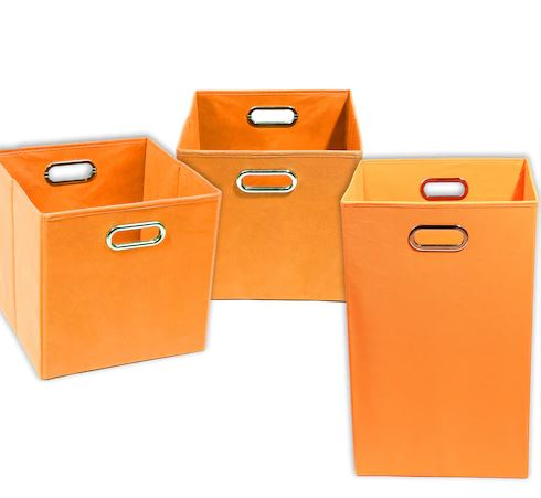 kohls storage boxes