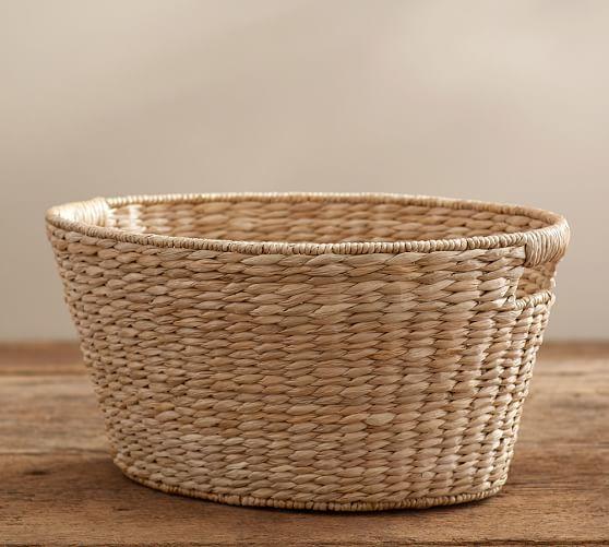 savannah laundry basket